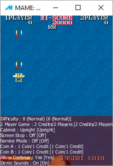 M A M E  - 1943: The Battle of Midway [US] - Single player