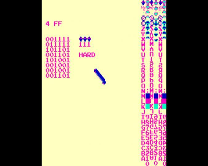 M A M E  - Centipede [Revision 3] - Points - 79,002 - Jason Vasiloff