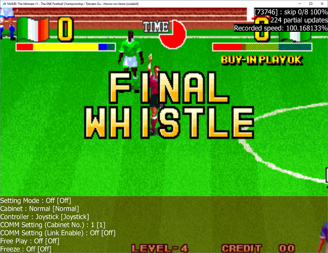 the ultimate 11 snk football championship free download