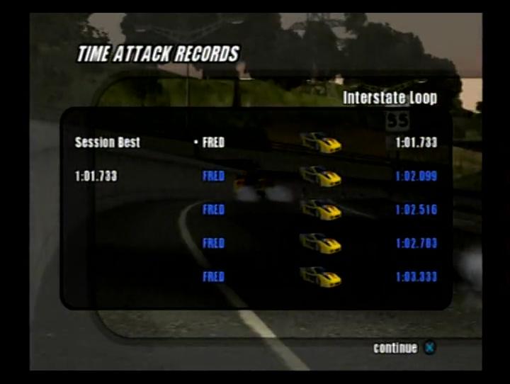Name:  Fredb999-PS2-Burnout_2_NTSC[Time_Attack-Interstate_Loop-Forward_Track].jpg Views: 51 Size:  68.3 KB
