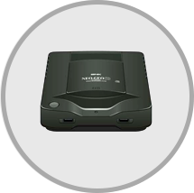 SNK Neo Geo CD